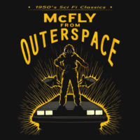 McFly from Outerspace Design