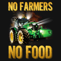 No Farmers, No Food Design