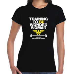 Training to be Wonder Woman Thumbnail