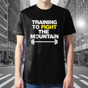 TRAINING TO FIGHT THE MOUNTAIN Thumbnail