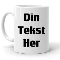 8daa7609 Krus med Tekst, Print & Tryk | Kaffekrus med Logo m.m.
