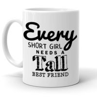 Every Short Girl Needs a Tall Best Friend Thumbnail